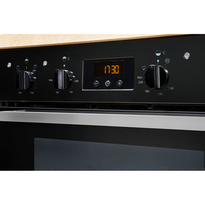 Indesit Aria IDU6340BL Electric Built-under Oven in Black