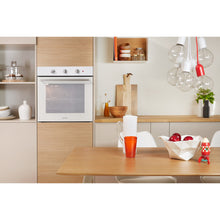 Load image into Gallery viewer, Indesit Aria IFW6330WH UK Electric Single Built-in Oven in White