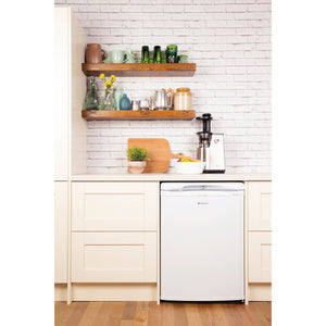 HOTPOINT RLA36P White Larder Fridge