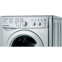 Load image into Gallery viewer, Indesit IWDC65125S Silver 6Kg 1200 Spin Washer Dryer