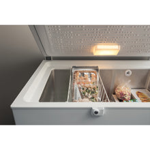 Load image into Gallery viewer, Hotpoint CS1A400HFMFA 141cm FrostAway Chest Freezer in White, 390 Litre, A+