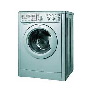 Indesit IWDC65125S Silver 6Kg 1200 Spin Washer Dryer