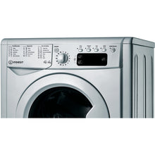 Load image into Gallery viewer, Indesit IWDD75145S Silver 7/5Kg 1400 Spin Washer Dryer
