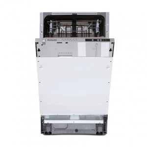 Montpellier MDI450 10 Place 45cm Slimline Integrated Dishwasher