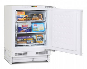 Montpellier MBUF300 Integrated Under Counter 87Litre Freezer