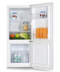 New World NWBM117 50cm Width 114cm Tall Fridge Freezer
