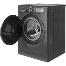 Load image into Gallery viewer, Hotpoint ActiveCare NLLCD1064DGDAW UKN 10Kg Dark Grey WiFi Washing Machine