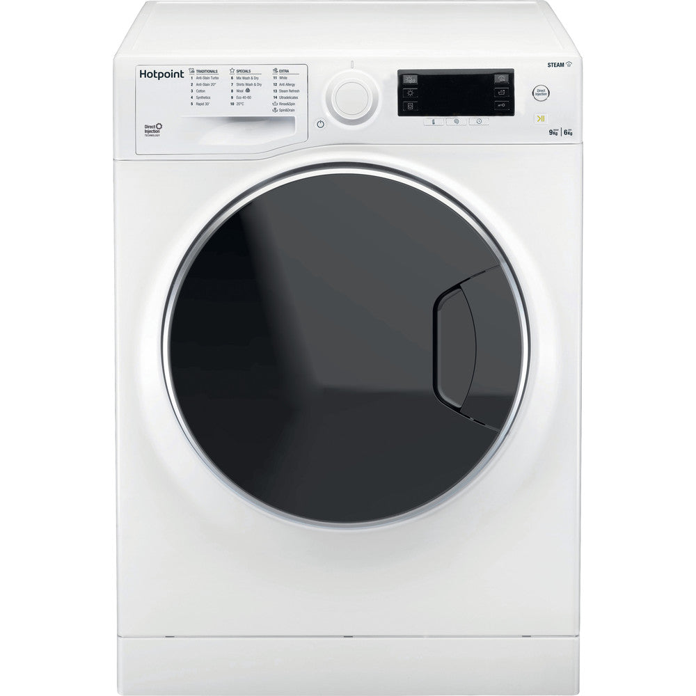 Hotpoint RD966JD UK N Washer Dryer - White