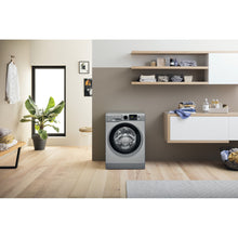 Load image into Gallery viewer, Hotpoint RDG8643GKUKN 8Kg Load Washer Dryer - Graphite