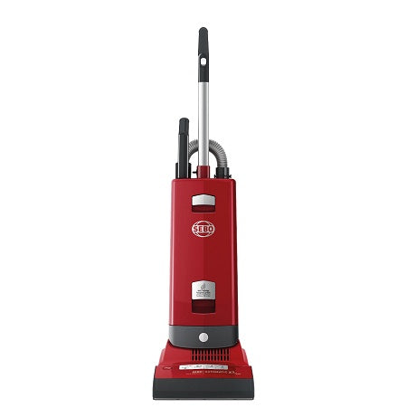 Sebo X7 e-power Upright Bagged Cleaner. Sebo 5 Year Guarantee