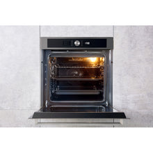 Load image into Gallery viewer, Hotpoint SI4854PIX Pyrolytic Self Clean Electric Single Built-in Oven - Stainless Steel