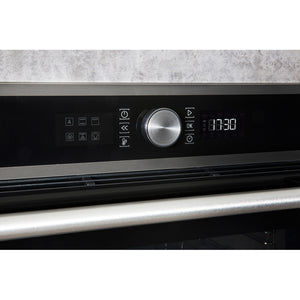 Hotpoint SI4854PIX Pyrolytic Self Clean Electric Single Built-in Oven - Stainless Steel