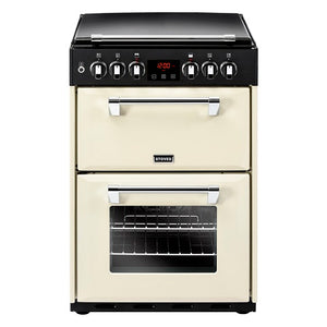 Stoves Richmond 600DF Crm Cream 60cm Dual Fuel Mini Range Cooker