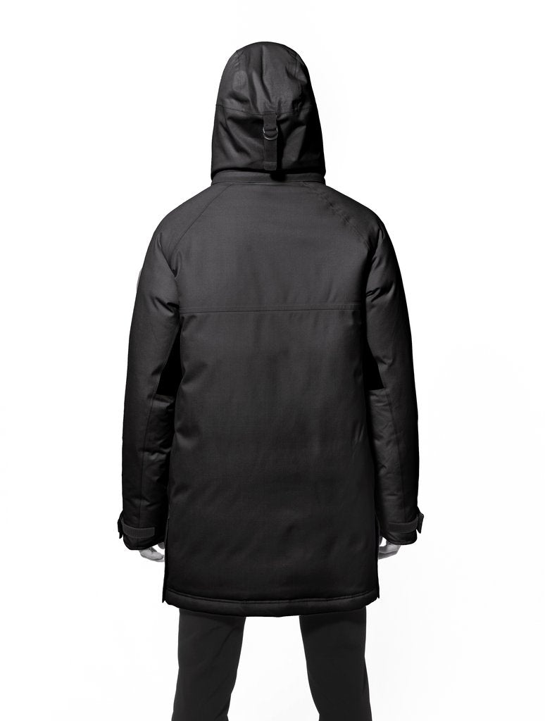 Nobis Men's Kalvin Parka in Black