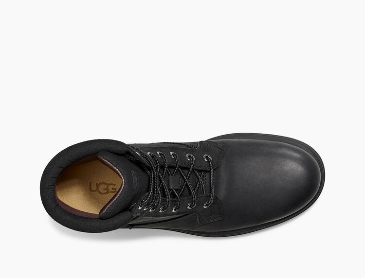 UGG Men's Biltmore Workboot in Black