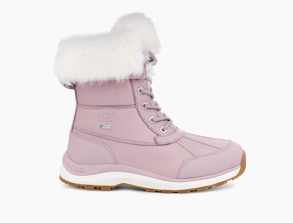 UGG Women's Adirondack Boot III Fluff in Pink Crystal