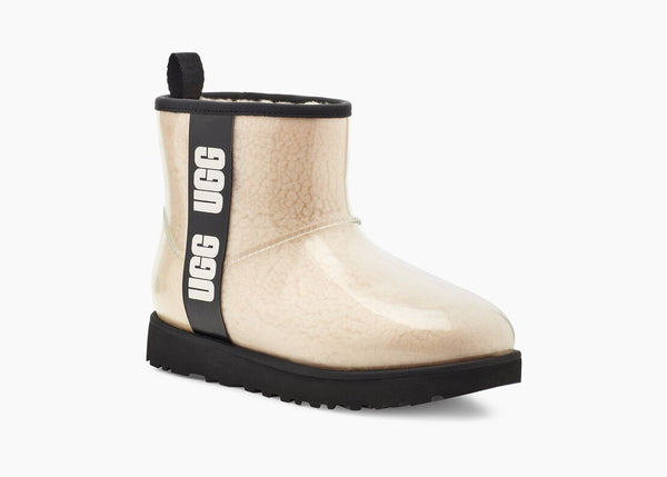 UGG Women's Classic Clear Mini in Natural
