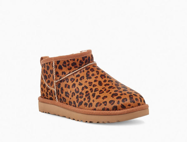 UGG Classic Ultra Mini in Leopard