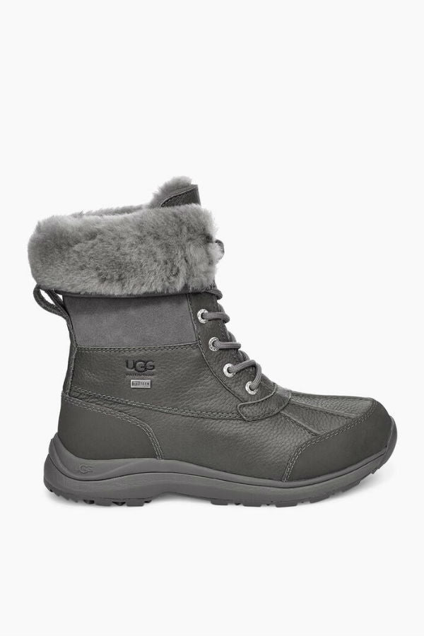 UGG Women's Adirondack III Boot in Charcoal