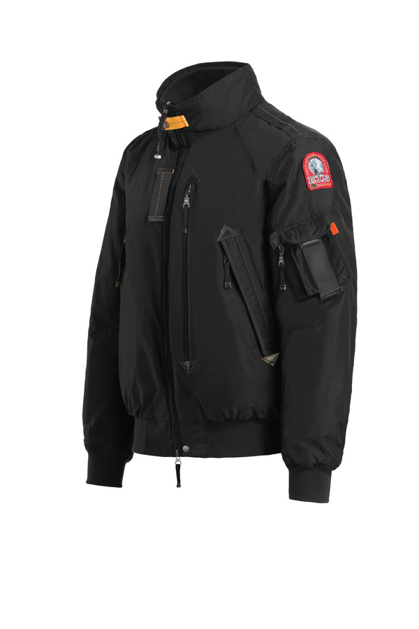 Parajumpers Fire Bomber in Black - BOUTIQUE TAG