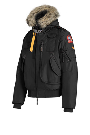 Parajumpers Gobi Men's Bomber in Black