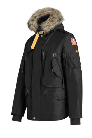 Parajumpers Right Hand Jacket in Black