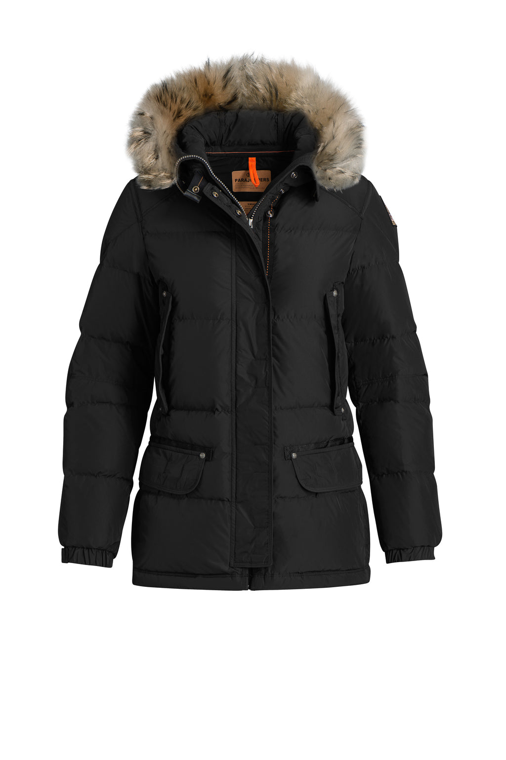 ... amazon parajumpers heather parka in black 1da51 0d693 ...