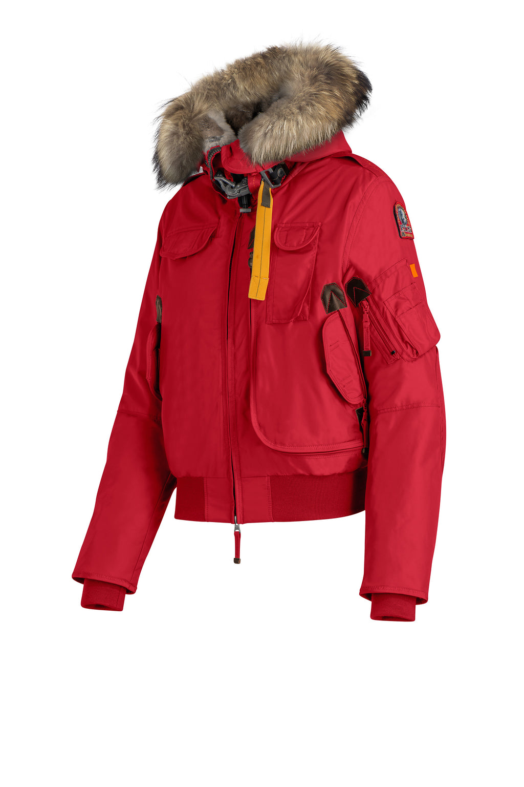 Parajumpers Gobi Women's Bomber Jacket in Scarlett