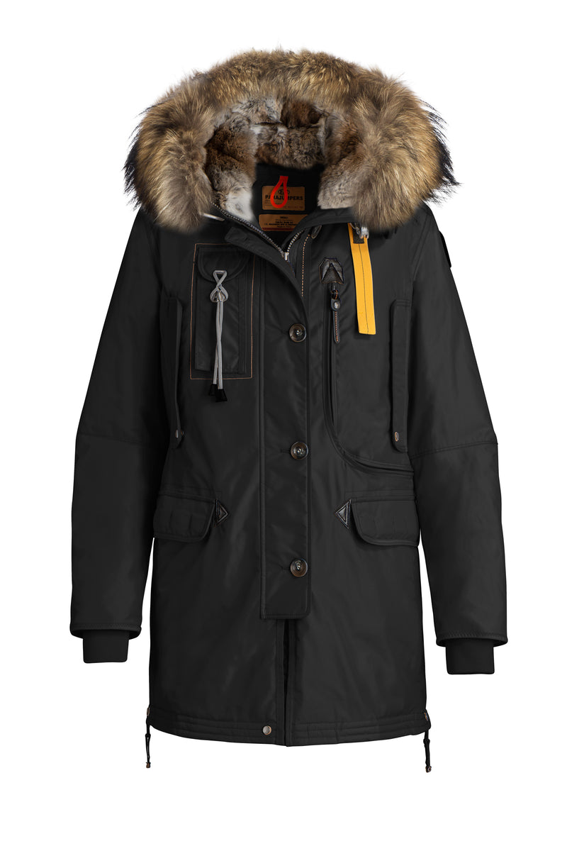 Parajumpers Women's Kodiak Parka in Black