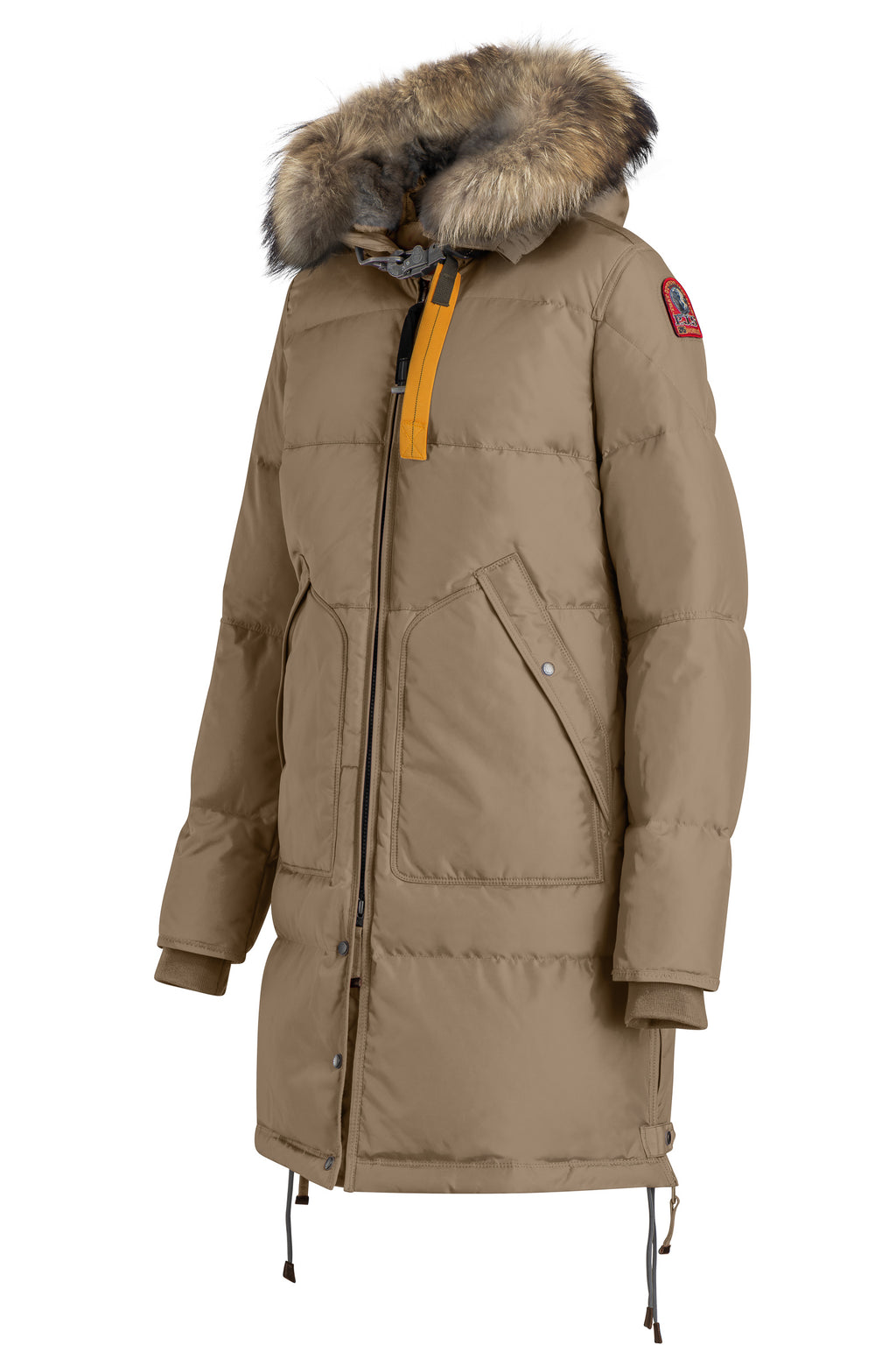 Parajumpers Long Bear Parka in Cappuccino