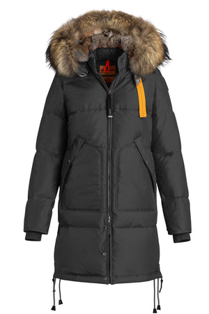 Parajumpers Long Bear Parka in Anthracite
