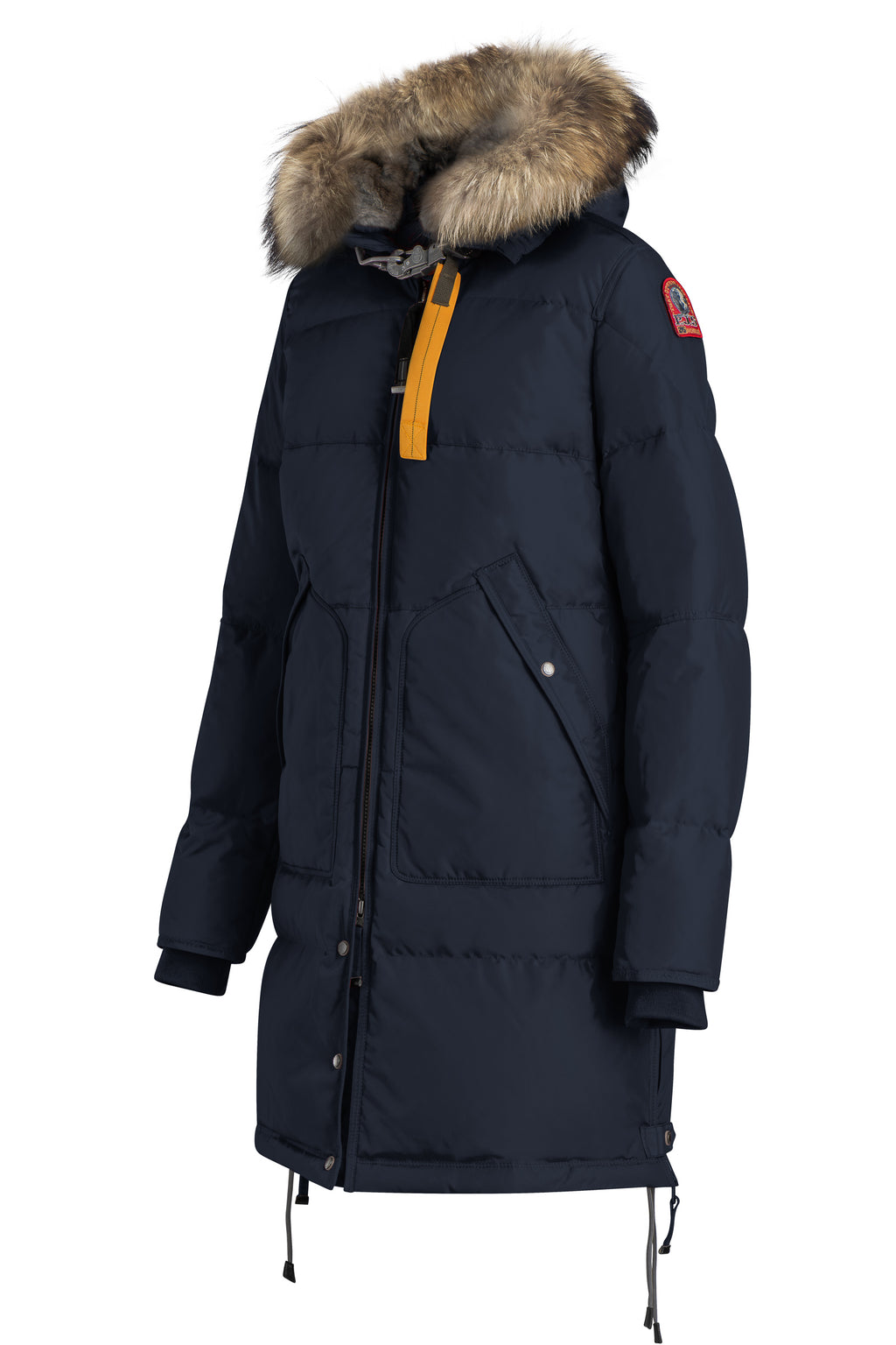 Parajumpers Long Bear Parka in Navy