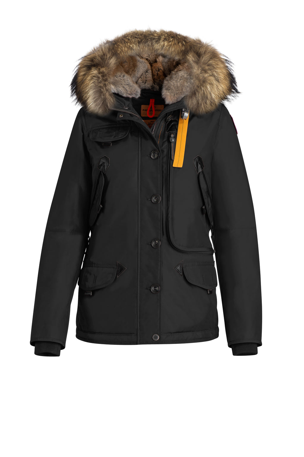 Parajumpers Doris Jacket in Black - BOUTIQUE TAG