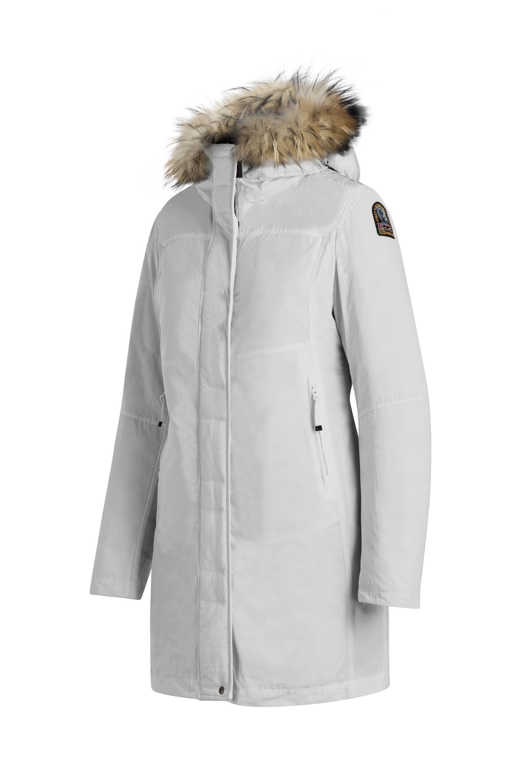 Parajumpers Selma Down Jacket in Off White