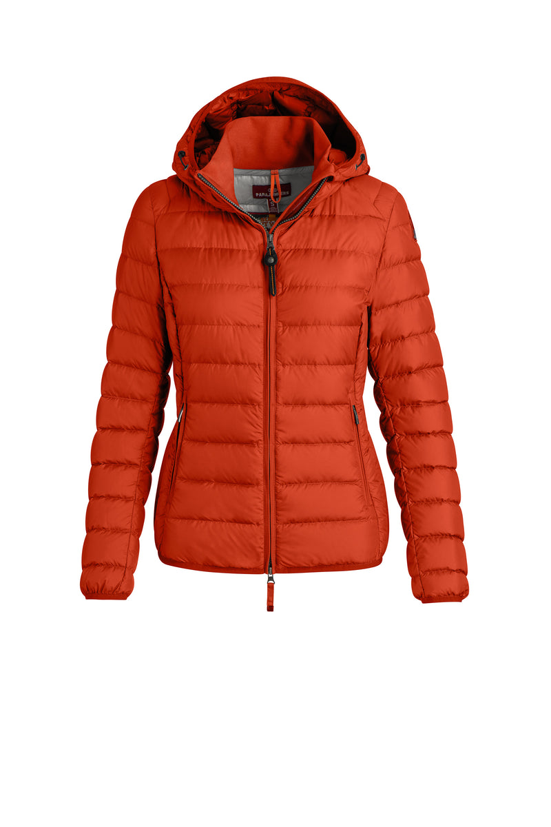 Parajumpers Juliet Jacket in Paprika