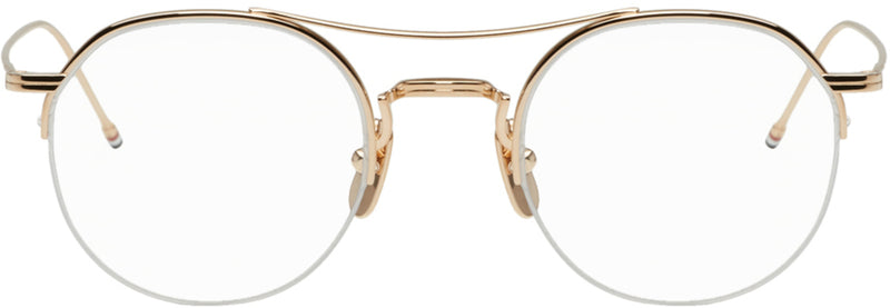 Thom Browne Gold TB-903 Glasses
