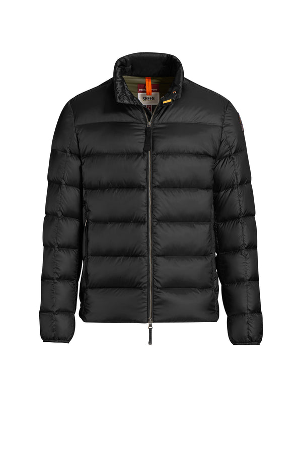 Parajumpers Men's Dillon Puffer Jacket in Black