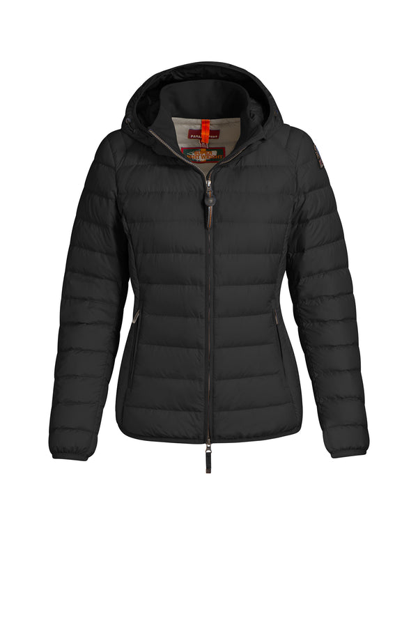 Parajumpers Women's Juliet Puffer Jacket in Black