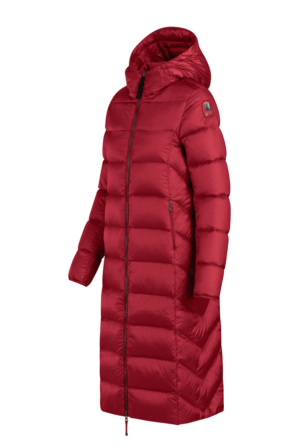 Parajumpers Women's Leah Jacket in Scarlet