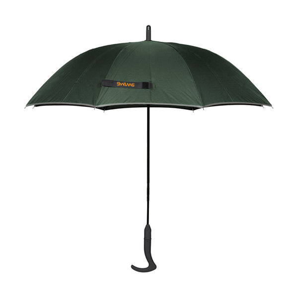 Swims Unisex Long Umbrella in Olive/Black