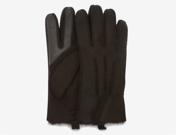 UGG Men's Shearling 3PT Glove in Black