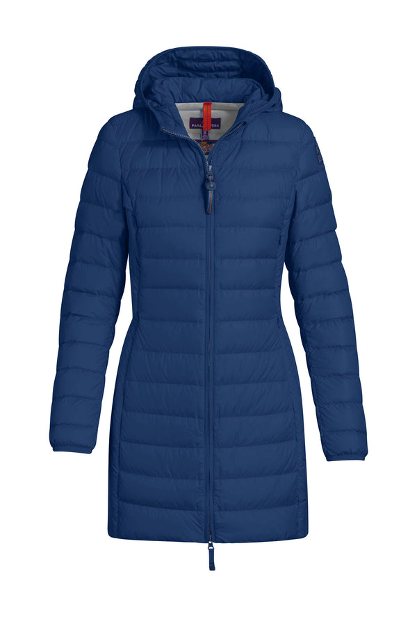 Parajumpers Women's Irene Jacket in Navy Peony