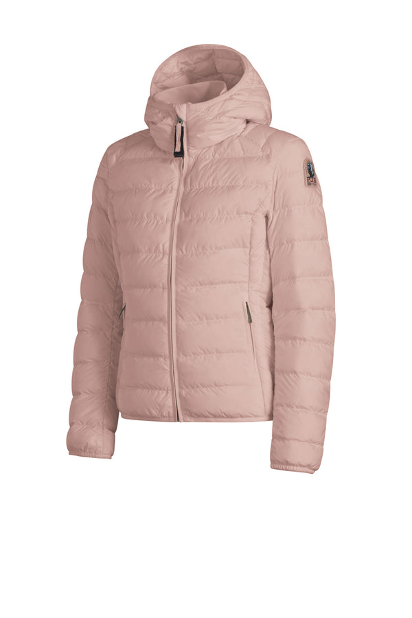 Parajumpers Women's Juliet Jacket in Silver-Pink