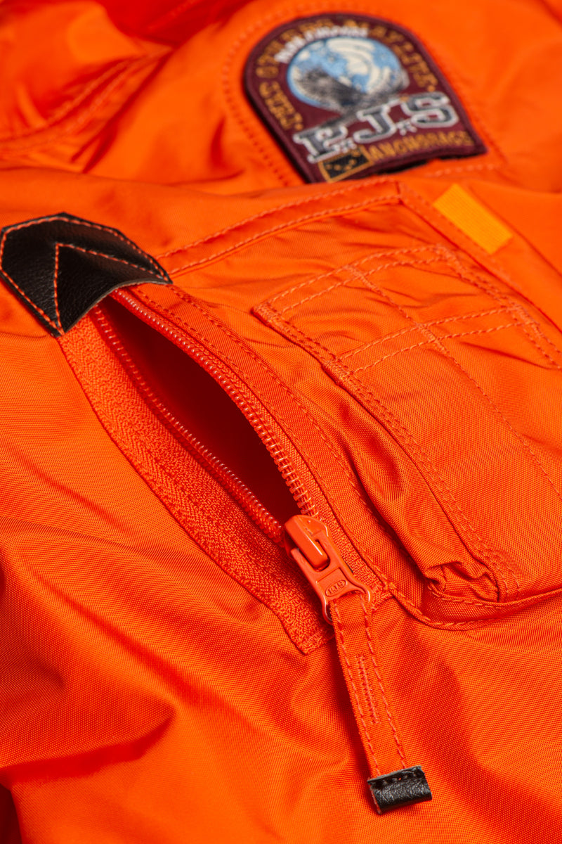 Parajumpers Men's Gobi Bomber in Red