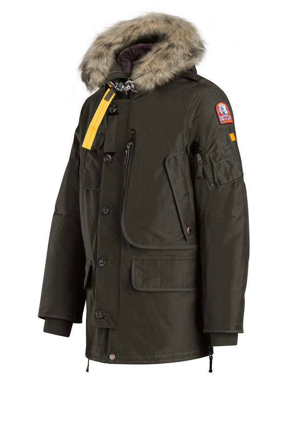 Parajumpers Men's Kodiak Parka in Sycamore