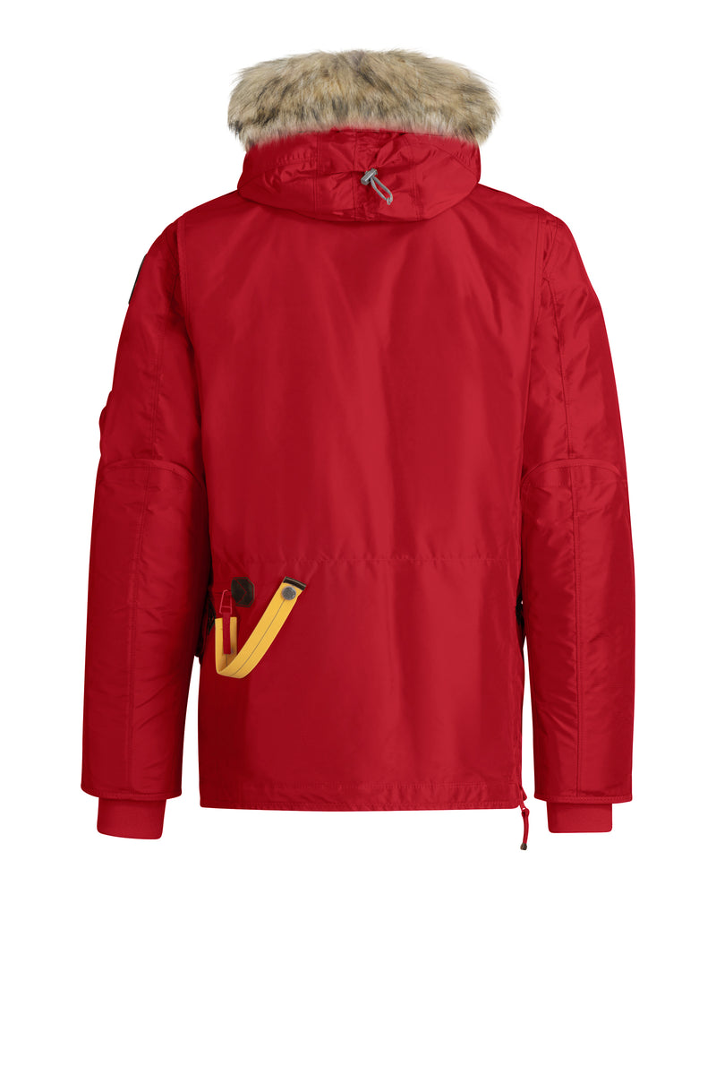 Parajumpers Men's Right Hand Jacket in Red