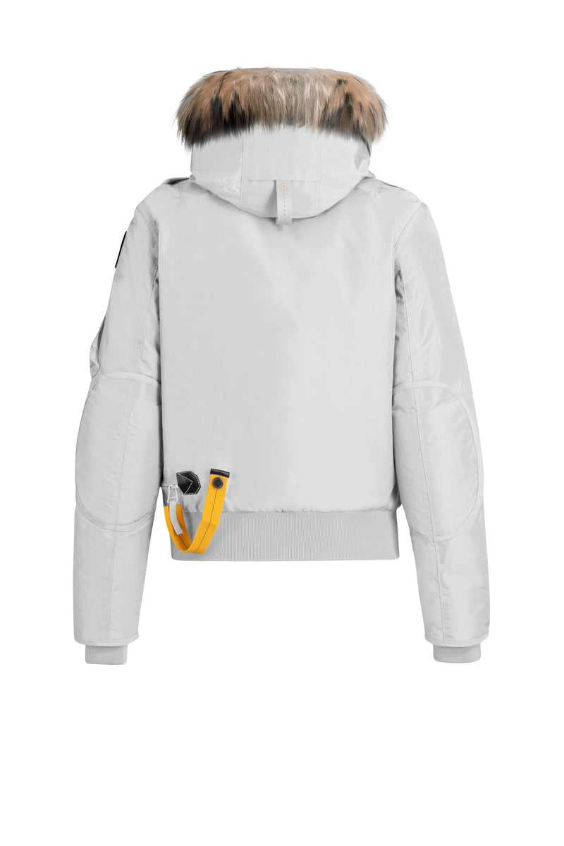 Parajumpers Women's Gobi Bomber in Off-White