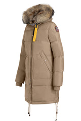 Parajumpers Women's Long Bear Parka in Cappuccino