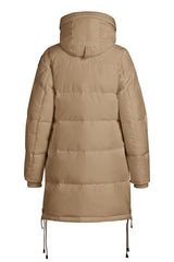 Parajumpers Women's Long Bear Base Parka in Cappuccino