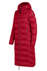 Parajumpers Women's Leah Parka in Scarlet